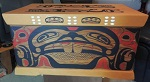 Haida Bentwood Box  by Andy Wilson