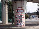 Marpole Midden Bridge Graffiti