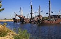 Christopher Columbus Like Sailing Ships shutterstock_947391small