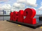 War of 1812 Monument on Halifax Pier