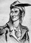 Tecumseh Shawnee war chief