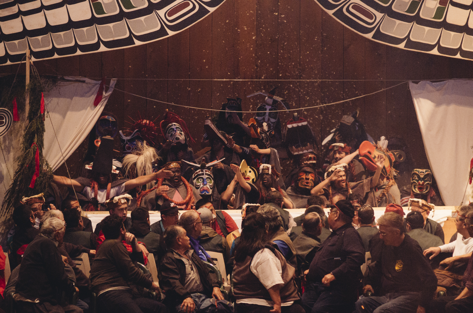 Bob Joseph Family Potlatch April 2014