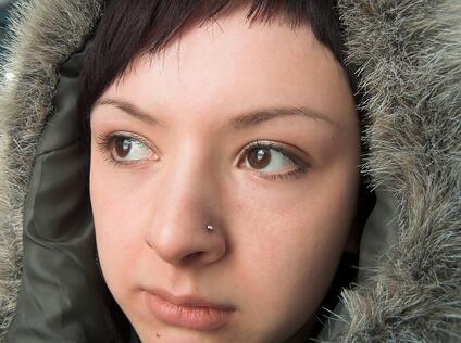 aboriginal peoples eye contact