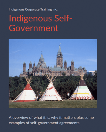 Indigenous Self-Government