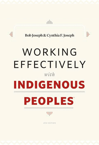 Working Effectively with Indigenous Peoples