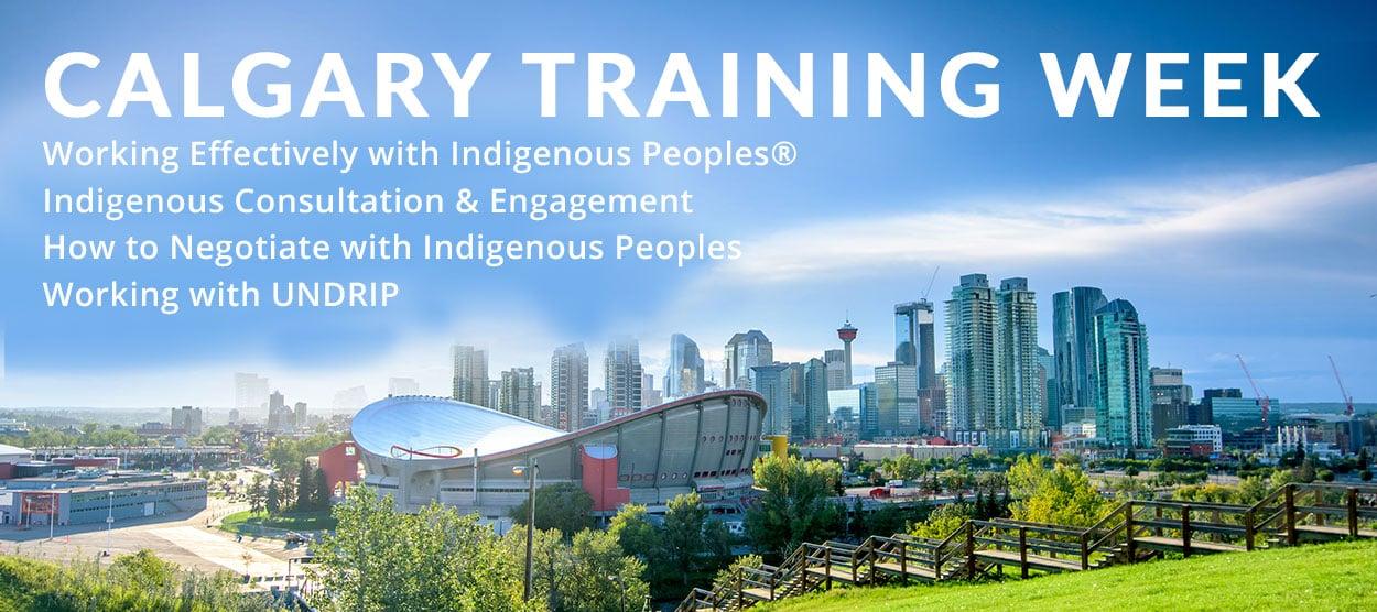 Calgary Training Week