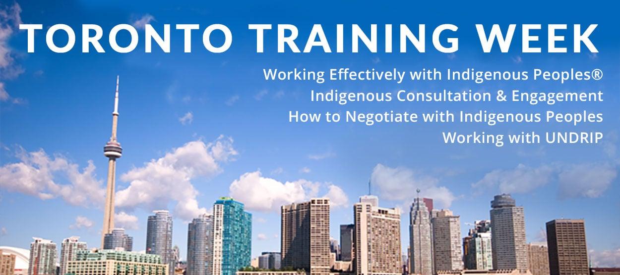 Toronto Training Week