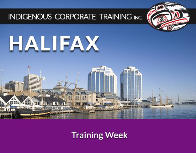 Halifax Training Week