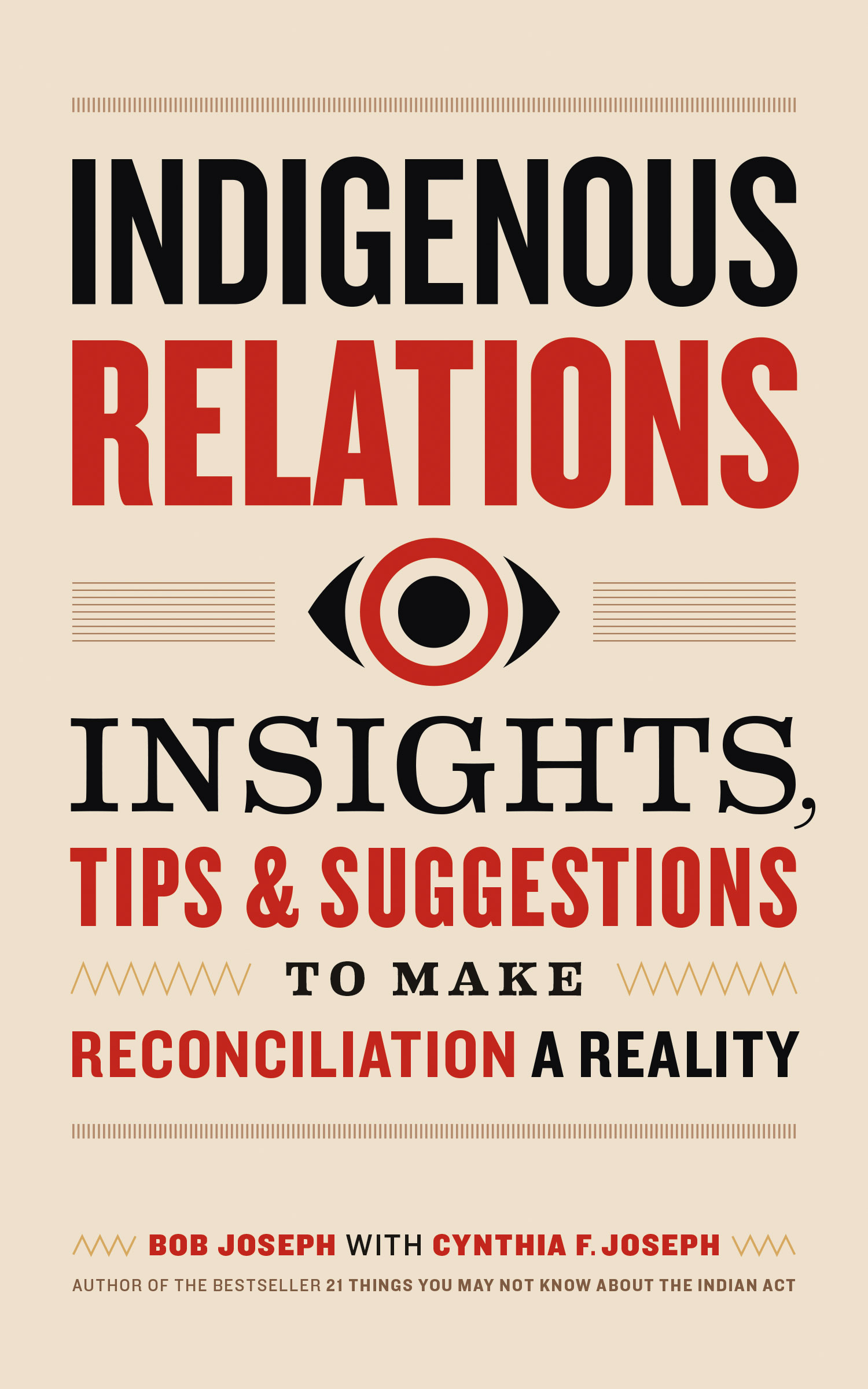 Book cover of Indigenous Relation