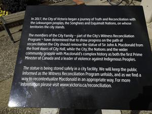 Reconciliation and John A. Macdonald