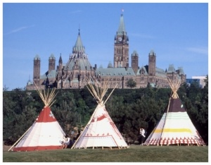 3_teepees_and_parilament_buildings-214683-edited
