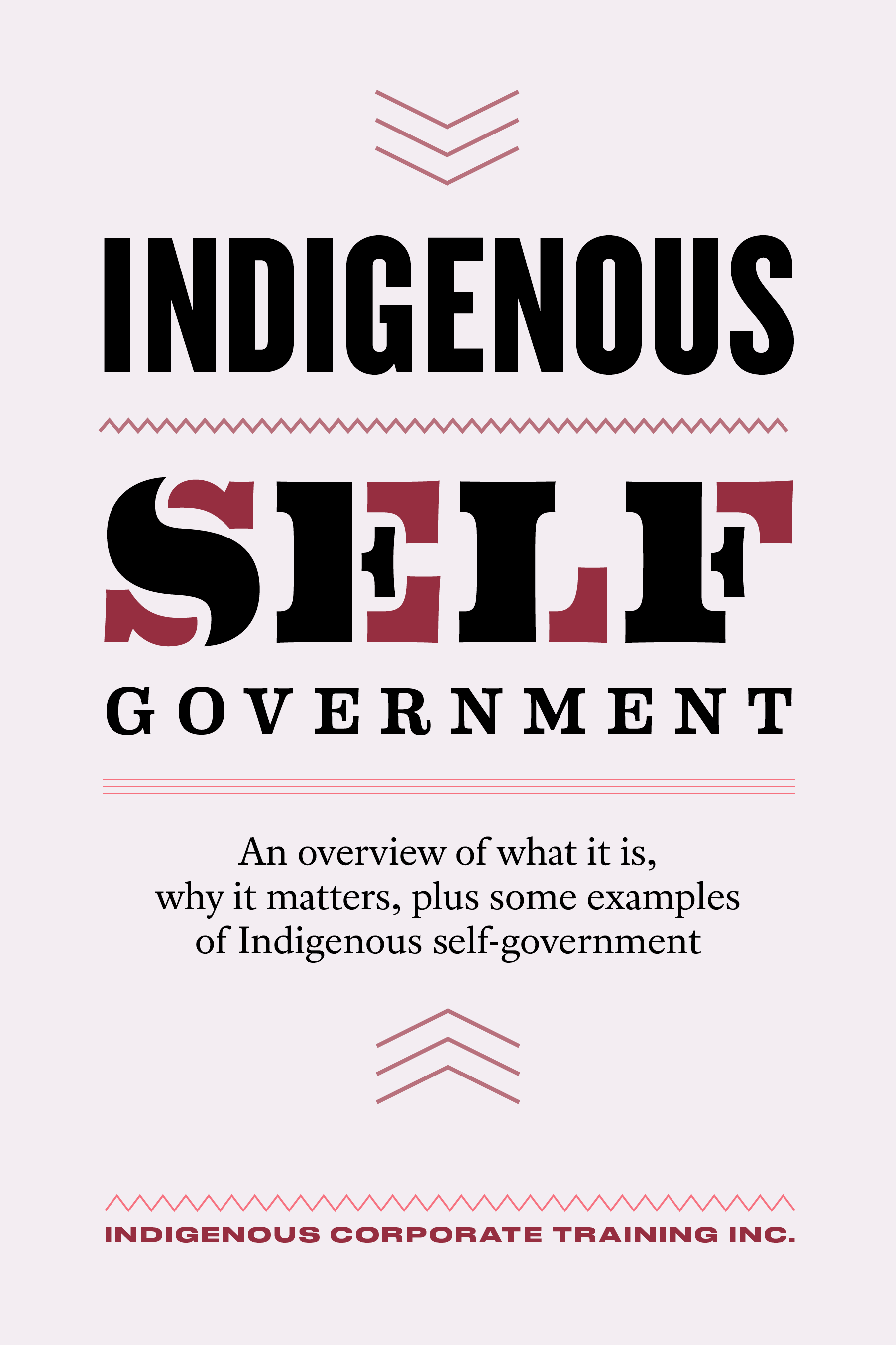 ICTI eBookCovers_F_07_Indigenous Self Government_FINAL
