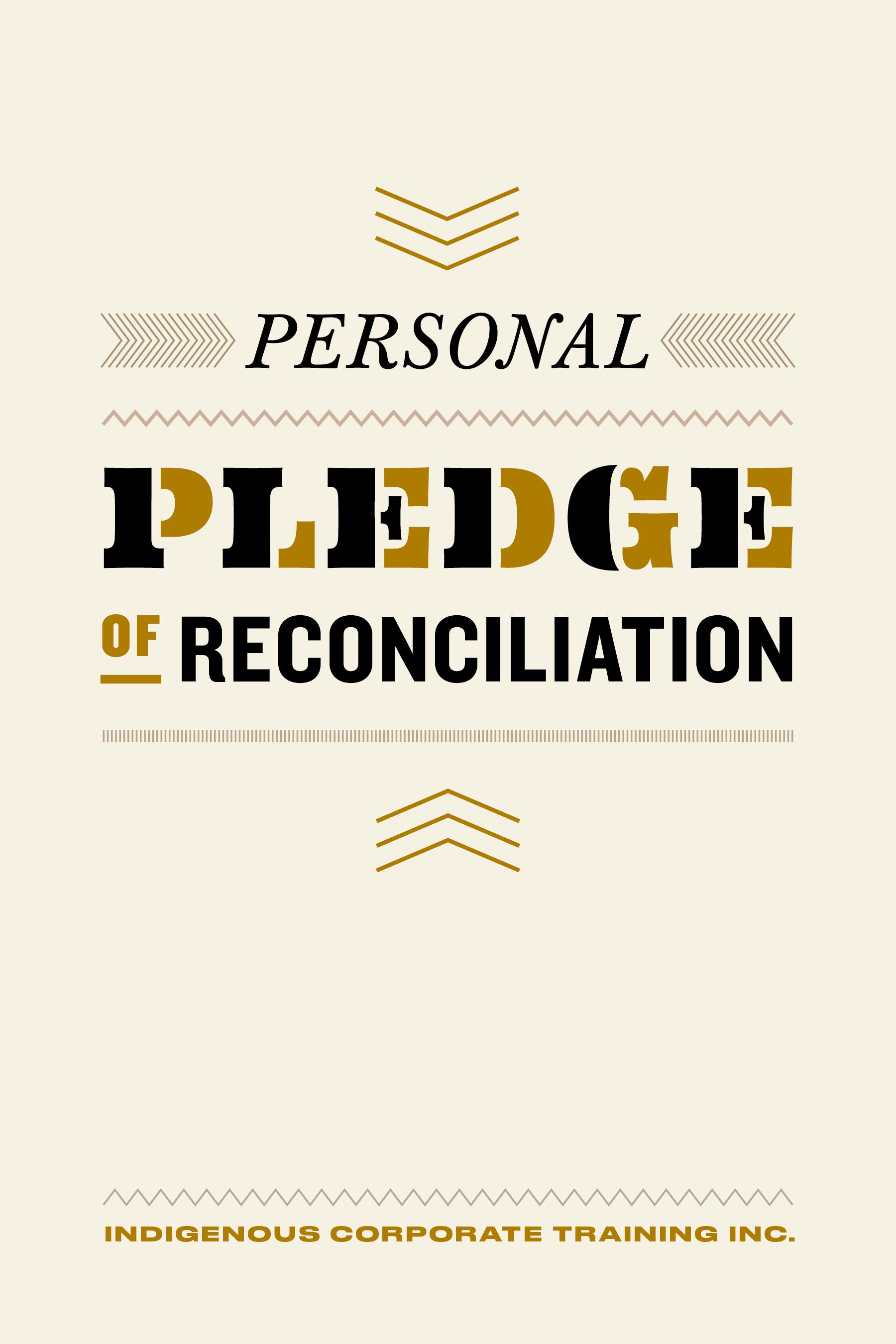 ICTI eBookCovers_F_13_Personal Pledge of Reconciliation_FINAL
