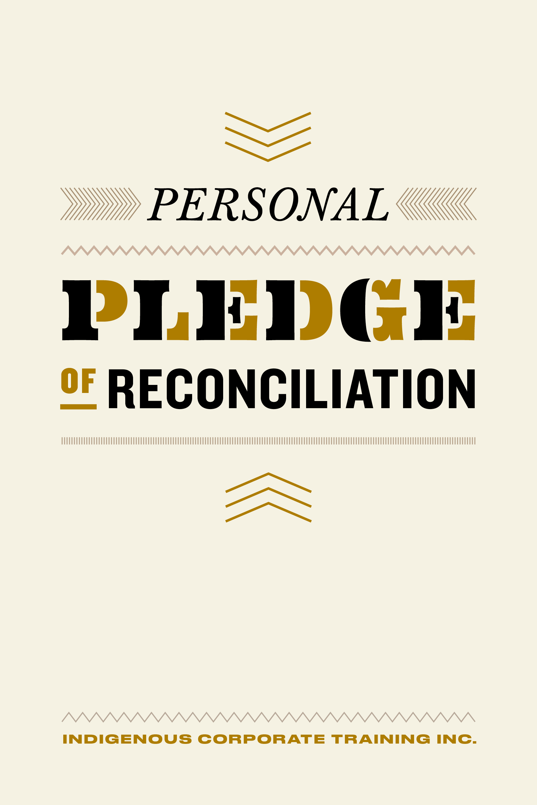 ICTI eBookCovers_F_13_Personal Pledge of Reconciliation_FINAL