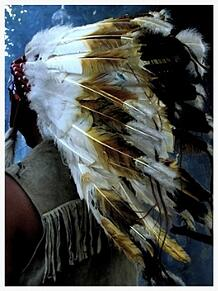 feathered-headdress