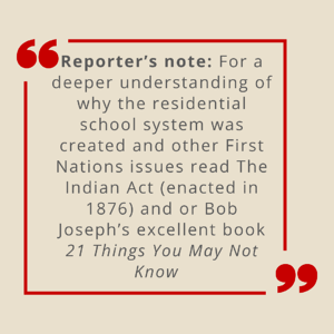 reporters note about 21 Things